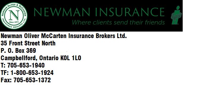 Newman Oliver McCarten Insurance Brokers Ltd.