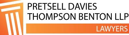 PRETSELL DAVIES THOMPSON BENTON LAWYERS LLP